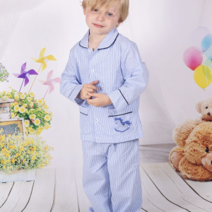 Blue Rocking Horse Pyjamas