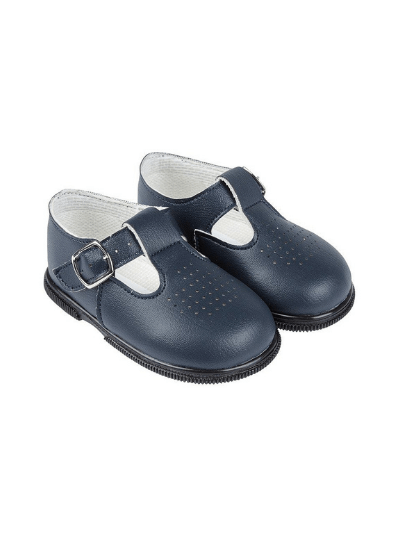 Navy Punch First Walkers