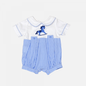 Striped Rocking Horse Shortie