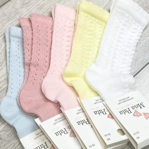 Fantasy Perle Knee High Socks