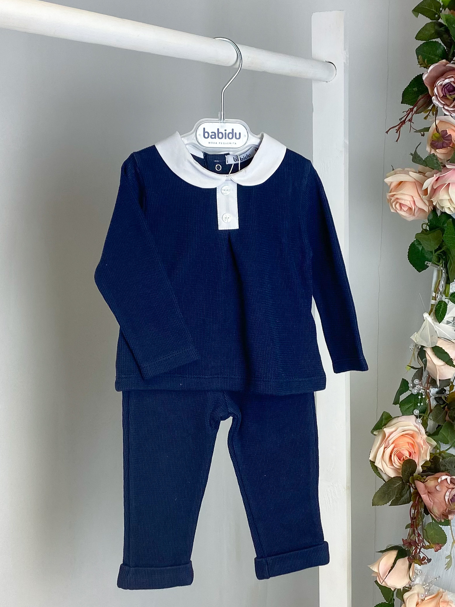 Navy Classic Tracksuit